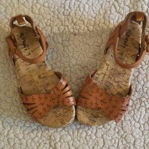 Little girls Old Navy Sandals
